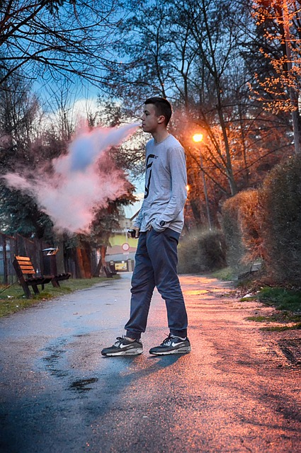 Vaping Can Prevent People from Smoking