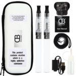 Review: Discoball Vapourizer eGo CE4 E-Cigarette Starter Kit