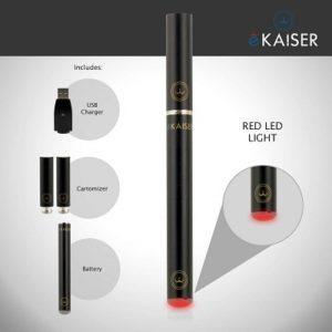 eKaiser e-cigarette starter kit