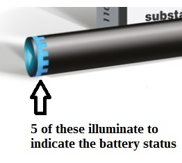 Battery Charge Level Indicator